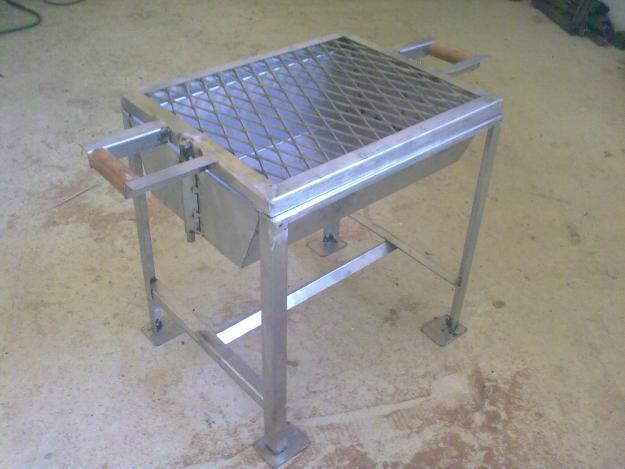 Braai Stand Designs : Stainless steel braai benoni